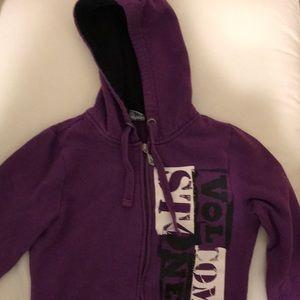 Volcom Purple Jacket